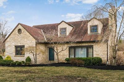 Upper Arlington Single Family Home For Sale: 1774 Westwood Avenue