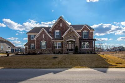 Hilliard Single Family Home For Sale: 3609 Sparrow Court