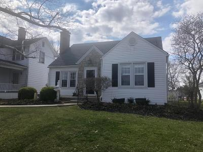Circleville OH Single Family Home For Sale: $135,000