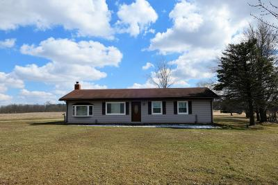 Union County Single Family Home For Sale: 12159 Us Highway 36