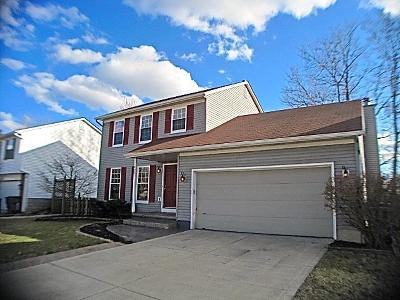 Columbus OH Single Family Home Sold: $239,500