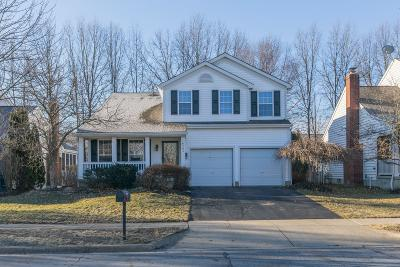 New Albany OH Single Family Home For Sale: $299,900