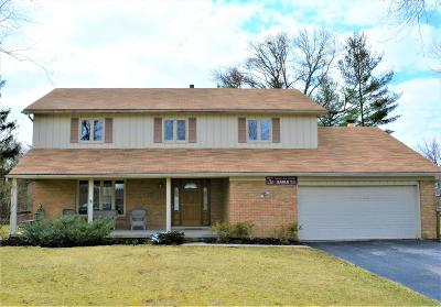 Columbus Single Family Home For Sale: 1609 Shelley Court