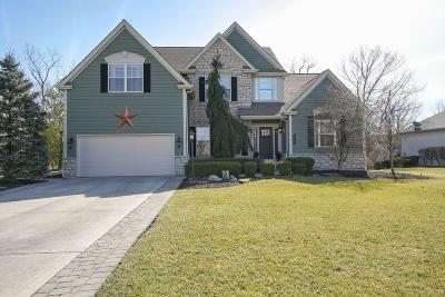 Pickerington Single Family Home For Sale: 9502 Knarwood Court NW