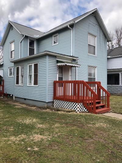 Newark Single Family Home For Sale: 571 Prior Avenue