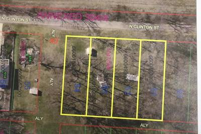 Mount Vernon Residential Lots & Land For Sale: N Clinton Street