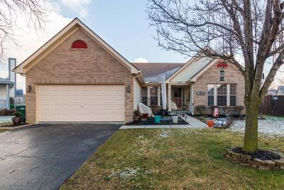 Canal Winchester Single Family Home For Sale: 3418 Lockland Court