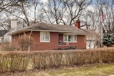 Columbus Single Family Home For Sale: 5275 Kanard Avenue