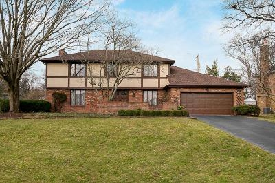 Columbus Single Family Home For Sale: 4193 Chadbourne Drive