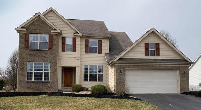 Pickerington Single Family Home For Sale: 12899 Pacer Drive