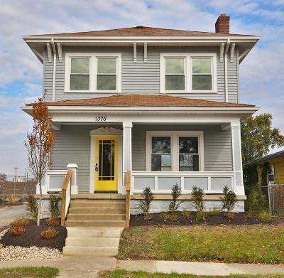 Columbus Single Family Home For Sale: 1376 Phale D Hale Drive