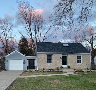 Columbus Single Family Home For Sale: 978 Rose Place