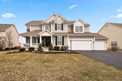 Powell Single Family Home For Sale: 6538 Letterman Drive