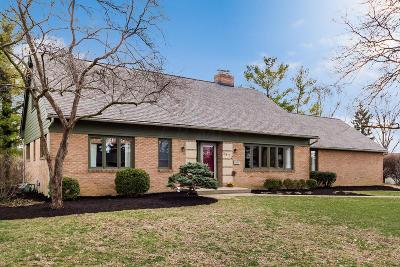 Upper Arlington Single Family Home For Sale: 3872 Patricia Drive