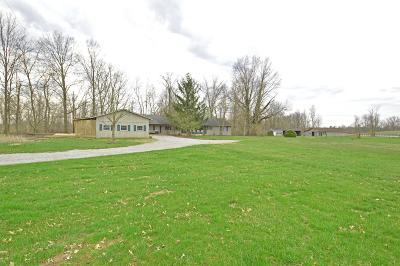 Delaware Single Family Home For Sale: 1785 Bunty Station Road