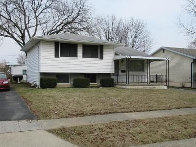Columbus Single Family Home For Sale: 1748 Brookfield Square S