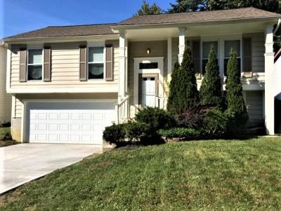 Columbus Single Family Home For Sale: 3800 Tanager Drive