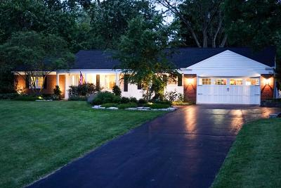 Columbus Single Family Home For Sale: 883 Clover Drive