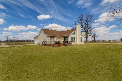 Mount Sterling Single Family Home For Sale: 3875 Moorman Road