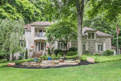 Columbus Single Family Home For Sale: 466 Delegate Drive