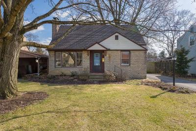 Columbus Single Family Home For Sale: 1081 E Dunedin Road