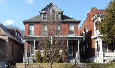 Columbus Multi Family Home For Sale: 1744-46 Oak Street