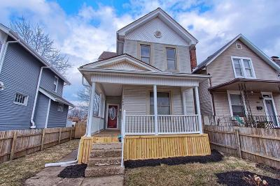 Columbus Single Family Home For Sale: 560 Siebert Street