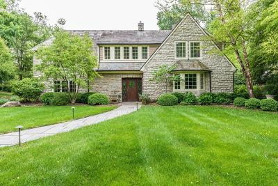 Upper Arlington Single Family Home For Sale: 2356 Oxford Road