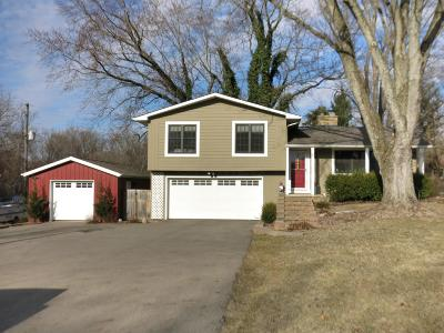 Single Family Home For Sale: 7343 Africa Road