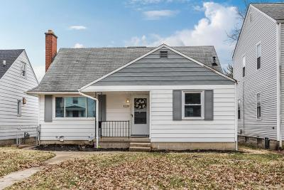 Columbus Single Family Home For Sale: 1220 Berkeley Road