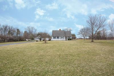 Pickerington Single Family Home For Sale: 13045 Ault Road