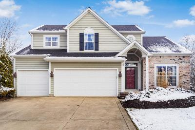 Single Family Home For Sale: 5627 Greenfield Drive