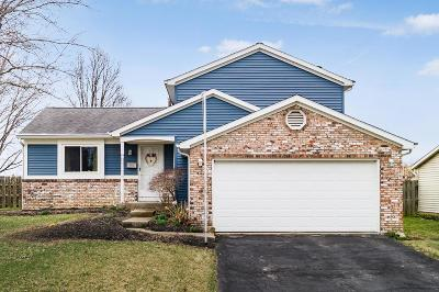 Grove City OH Single Family Home For Sale: $179,900