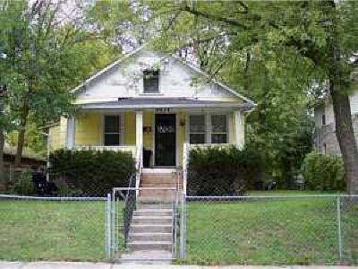 Columbus Single Family Home For Sale: 2638 Perdue Avenue