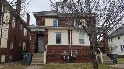 Columbus Multi Family Home For Sale: 1042-1044 Lockbourne