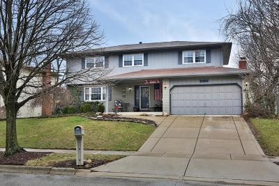 Columbus Single Family Home For Sale: 5765 Shadowbrook Drive