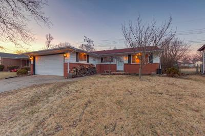 Columbus Single Family Home For Sale: 2226 Waldorf Road
