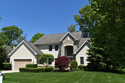 Westerville Single Family Home For Sale: 5173 Tralee Lane