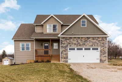 Jacksontown Single Family Home For Sale: 9169 Licking Trail Road