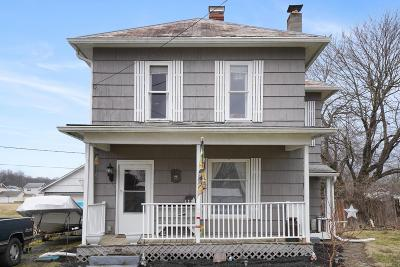 Utica Single Family Home For Sale: 634 N High Street