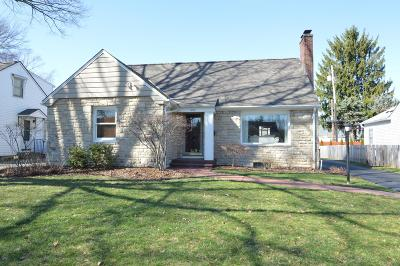 Clintonville Single Family Home For Sale: 552 Acton Road
