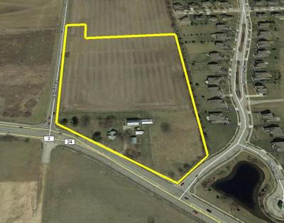 Plain City Residential Lots & Land For Sale: 7270 Hyland Croy Road