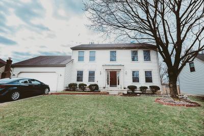 Reynoldsburg Single Family Home For Sale: 7671 Godfrey Circle