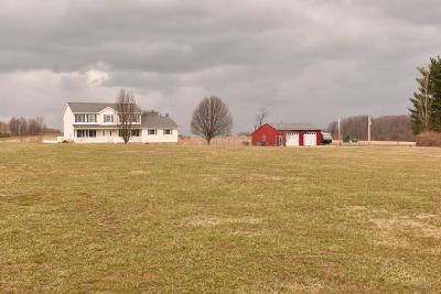 Perry County Single Family Home For Sale: 10853 Bruno Road
