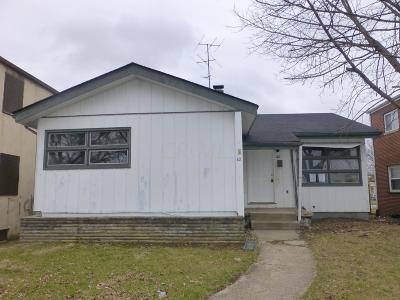 Columbus Single Family Home For Sale: 42 S Powell Avenue