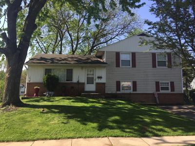 Columbus Single Family Home For Sale: 4921 Folger Drive