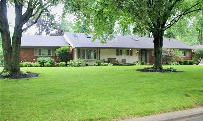 Upper Arlington Single Family Home Sold: 3905 Lyon Drive