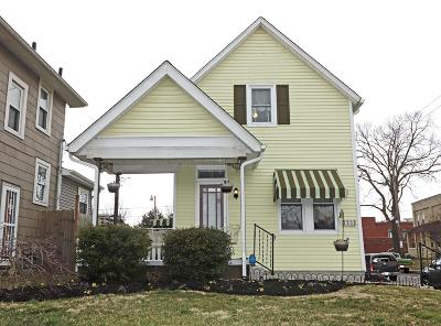 Columbus Single Family Home For Sale: 1351 S Fifth Street