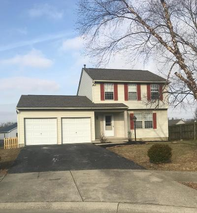 Grove City OH Single Family Home For Sale: $160,000
