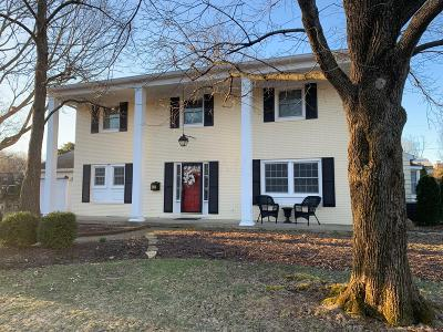Columbus Single Family Home For Sale: 2291 Haverford Road